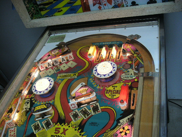 Joker poker pinball machine for sale craigslist best poker android app offline