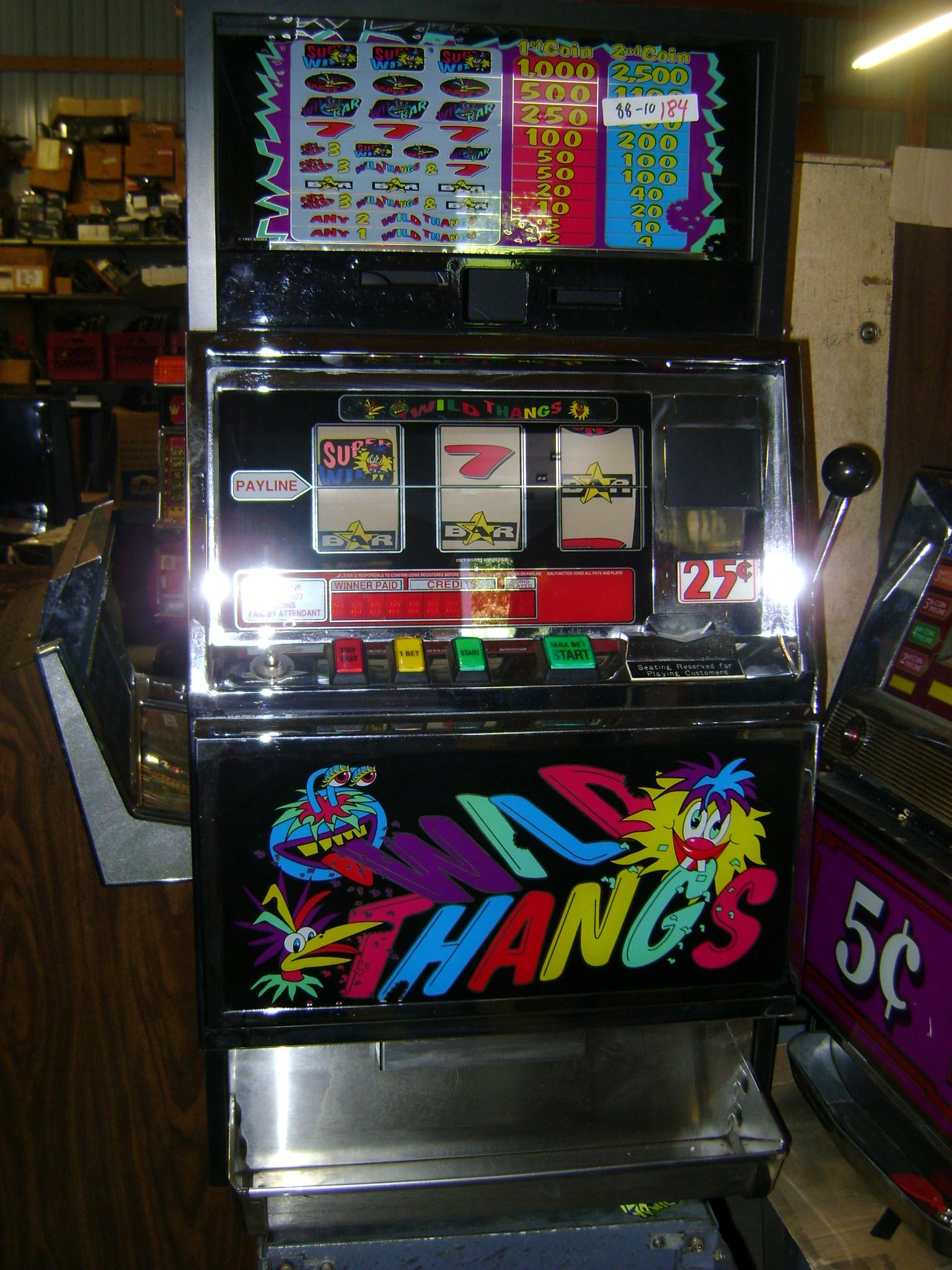 Poker machines in west virginia